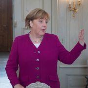 Merkel stellt sich gegen Fahrverbote (Foto)