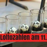"""Die Gewinnzahlen und Quoten vom """"Lotto am Mittwoch"""" (Foto)"""
