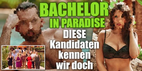 Bachelor in Paradise 2018 bei RTL