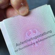 Ausländer auf Rekordhoch - Syrische Flüchtlinge verlassen Deutschland (Foto)