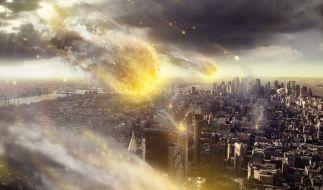 Einschlag eines Himmelskörpers und Flutwelle: So könnte die Welt untergehen (Foto)