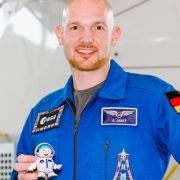 Freundin, Familie, Gehalt - Das sollten Sie über den Astronauten wissen (Foto)