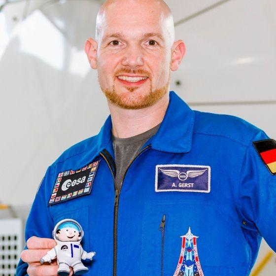 """Wie lebt der """"Astro-Alex"""" heute nach der Rückkehr aus dem All? (Foto)"""
