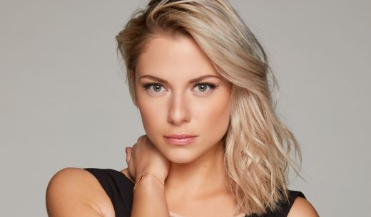 Ein absoluter Blickfang: Valentina Pahde (23) präsentiert ihren sexy Look.