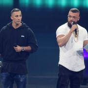 Antisemitismus und Frauenfeindlichkeit: Rapper-Duo ausgebuht (Foto)