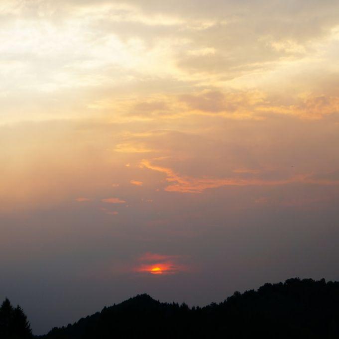 Naturphänomen! Am Wochenende färbt sich die Sonne grün (Foto)