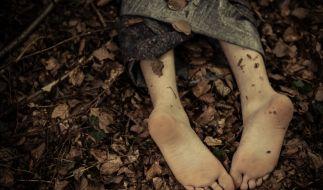 In Indien wurde ein 8 Jahre altes Mädchen entführt, vergewaltigt und zu Tode gesteinigt. (Foto)