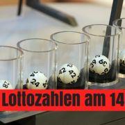 Das sind die aktuellen Lottozahlen und Quoten (Foto)