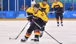 Das deutsche Eishockey-Team hat die WM 2018 als Elfter beendet. (Foto)
