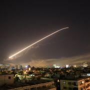 Im News-Ticker:Iran meldet schweren Luftangriff in Syrien (Foto)