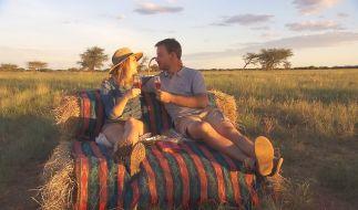 Bauer Gerald und Anna planen eine gemeinsame Zukunft in Namibia. (Foto)