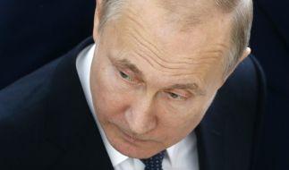 Was plant Präsident Putin? (Foto)