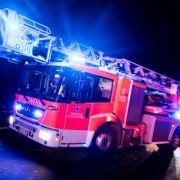 Tote und Verletzte bei Brand in Seniorenheim (Foto)