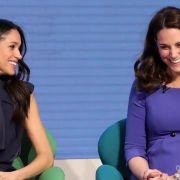 Kate Middleton im Zoff mit Meghan Markle?
