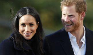 Prinz Harry und Meghan Markle werden im Mai heiraten. (Foto)