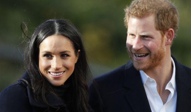 Prinz Harry und Meghan Markle werden im Mai heiraten.