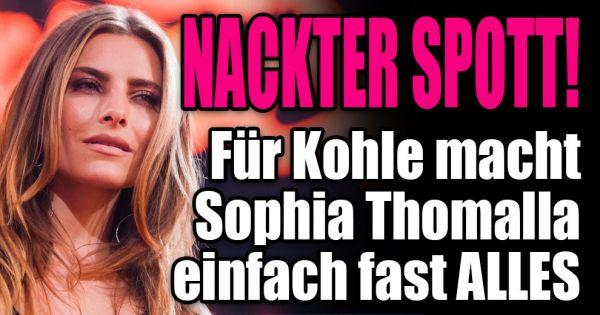 sophia thomalla nackt hd