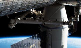 Wurde neben der ISS ein Ufo gesichtet? (Foto)