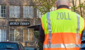 """Bei einer Großrazzia nahm die Polizei die Führungsriege der Rockergruppe """"Road Gang"""" fest. (Foto)"""