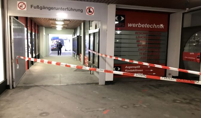 Tödliche Schlägerei in Passau