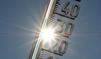 Hoch Norbert sorgt für die erste Hitzewelle in diesem Jahr. (Foto)