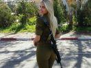 Ist Maria Domark die schönste Soldatin Israels?