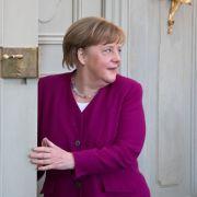 Was wird sich Angela Merkel in Bad Schmiedeberg anschauen?