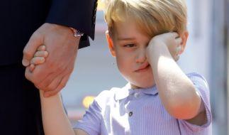 Prinz George wird zum Instagram-Star. (Foto)