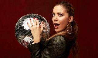 """""""Let's Dance""""-Moderatorin Victoria Swarovski führt auch heute Abend wieder durch das Programm. (Foto)"""