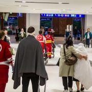 Mehr als 50 Verletzte nach Zugkollision in Österreich (Foto)