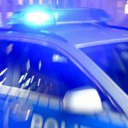 Polizei schießt Messer-Mann in Hamburg-Wandsbek nieder (Foto)