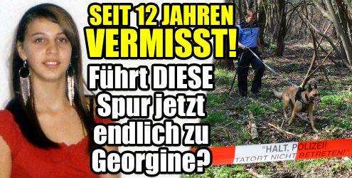 Vermisstenfall Georgine Krüger