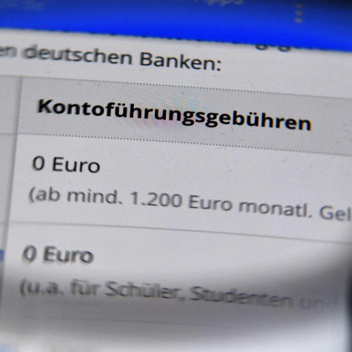 DIESE Banken erhöhen Kontopreise um 20 Prozent (Foto)