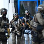Spezialeinheit tötet Mann bei Schießerei (Foto)