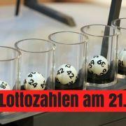"""Die Gewinnzahlen und -quoten zu """"Lotto am Samstag"""" - Das sind die Glücklichen! (Foto)"""
