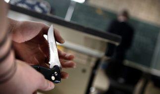 Das LKA registrierte erstmals seit Jahren einen Anstieg der Kriminalität an deutschen Schulen. (Foto)