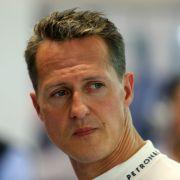 Ewiger Kampf! DARUM darf Ex-Kollege Barrichello nicht zu Schumi (Foto)