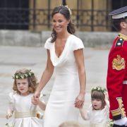 Endlich! Kate Middleton wird Tante (Foto)