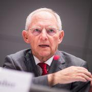 Schäuble will den Bundestag verkleinern (Foto)