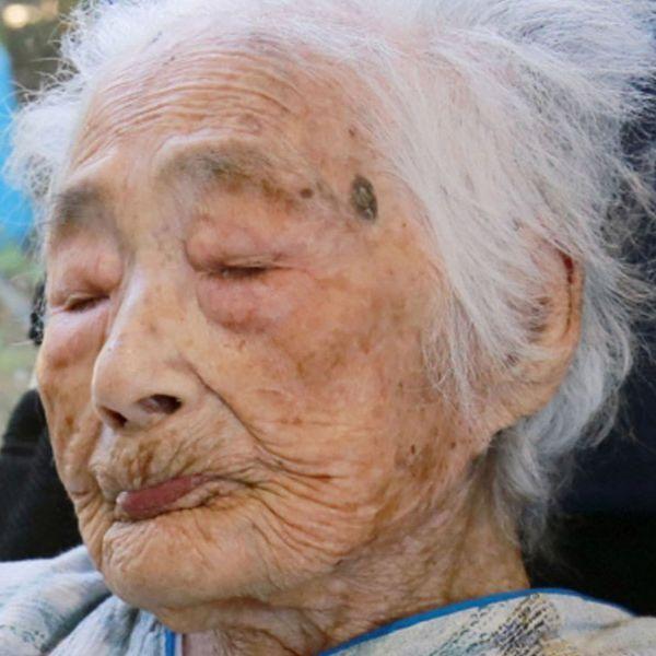 Tod von Japanerin Nabi Tajima mit 117 Jahren (Foto)
