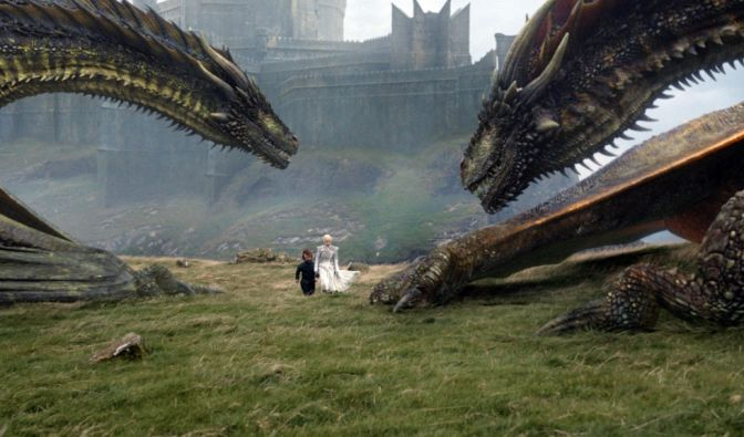 """Game of Thrones"" Staffel 8"