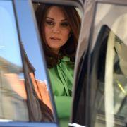 Herzogin Kate bringt ihr drittes Kind auf die Welt.