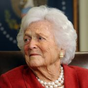 Barbara Bush, ehemalige First Lady (08.06.1925 - 17.04.2018)