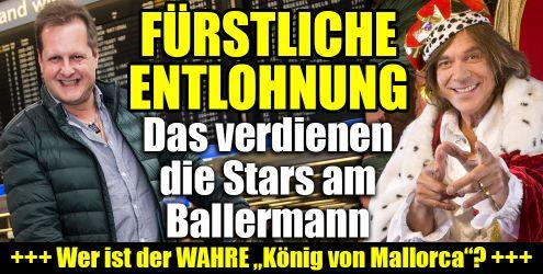 Ballermann-Gehalt 2018