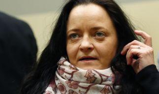Beate Zschäpes Anwälte starteten mit ihrem Plädoyer. (Foto)
