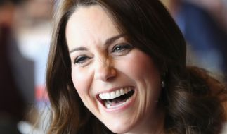 Kate Middleton hat gut lachen - bei all dem Luxus. (Foto)
