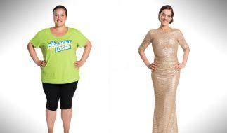"""Unzählige Kandidaten haben es dank """"The Biggest Loser"""" bereits geschafft, ihr Gewicht zu reduzieren und damit ihr Leben maßgeblich zu verändern. Für Alexandra ging mit dem Gewichtsverlust ein sehnsüchtiger Wunsch in Erfüllung. (Foto)"""