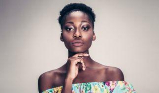 """Toni Dreher-Adenuga, die mit vollem Namen Oluwatoniloba Dreher-Adenuga heißt, ist eine der Kandidatinnen bei """"Germany's Next Topmodel"""" 2018. (Foto)"""