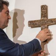 """Kruzifix-Gesetz in Bayern! So lacht das Netz über den """"Gottesstaat"""" (Foto)"""