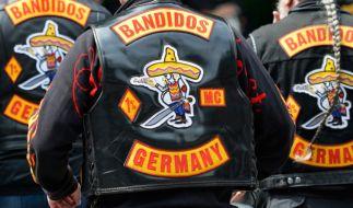 Sie gelten als größte Rivalen der Hells Angels: die Bandidos. (Foto)